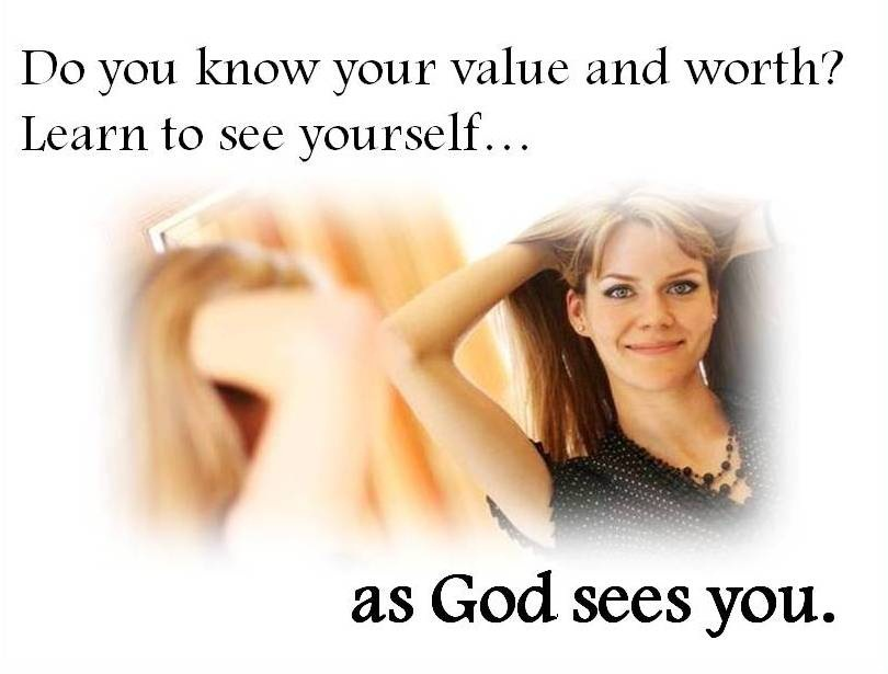 Bible verses about self-images and being yourself