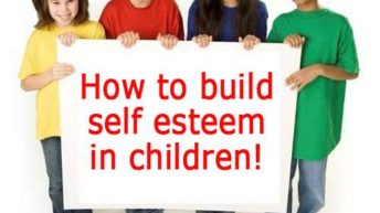 how to build low self esteem for kids and children self esteem activities
